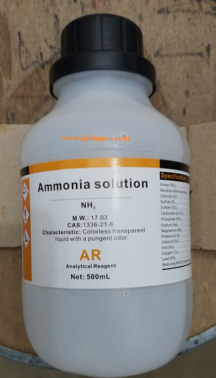 Ammonia solution NH3