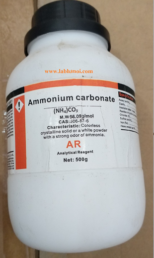 Amonium carbonate CH4CO3